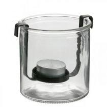Lantern & tealight jar
