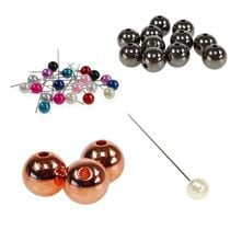 Decorative pins & decoration beads