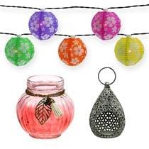 Lantern & tealight