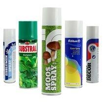 Special sprays