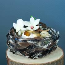 Magnolia white 51cm 3pcs