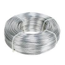 Aluminum wire 1.5mm 1kg silver
