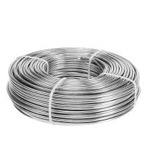 Aluminum wire 3mm 1kg silver