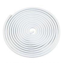 Aluminum wire worm white 2mm 120cm