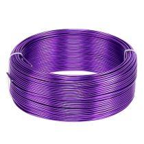 Aluminum wire Purple Ø2mm 500g (60m)