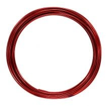 Aluminum wire 2mm 100g red