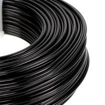 Aluminum wire Ø2mm 500g 60m black