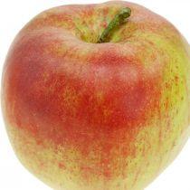 Artificial apple, decorative fruit Ø8cm 4pcs