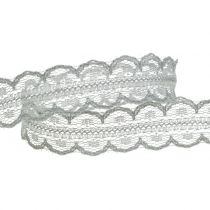 Lace band with wave edge 20mm 20m