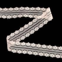 Lace ribbon decorative ribbon pink 20m 3cm wrap gifts
