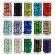 Binding wire craft wire enameled wire Ø0,50mm 50m 100g