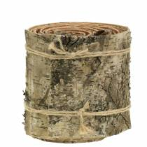 Birch bark band nature L2m B10cm