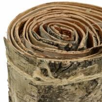 Birch bark ribbon natural L2m W10cm
