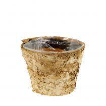 Birch pot Ø12cm H10cm