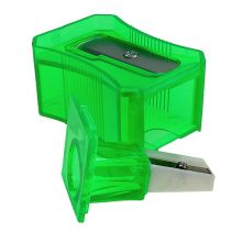 Pencil Sharpener Green 6cm