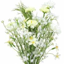 Bouquet of asters White 47cm