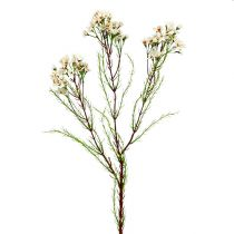 Flowering branch green, white 80cm 3pcs