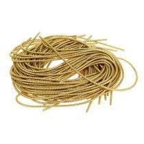Bouillon wire Ø2mm 100g gold