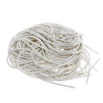 Bouillon wire Ø2mm 100g silver