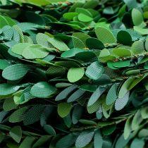 Box garland green 15m