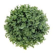Boxwood ball artificially green Ø23cm