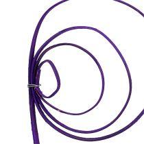 Cane Coil Purple 25pcs