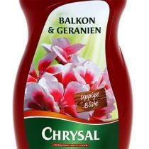 Chrysal Balcony & Geranium 500ml