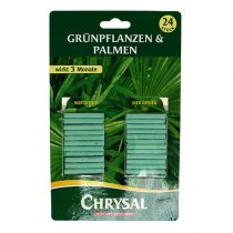 Chrysal fertilizer sticks green plants (24p.)