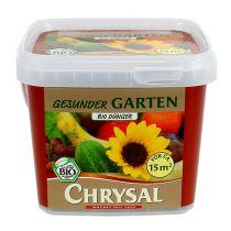 Chrysal Healthy Garden Organic Fertilizer 1kg