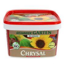 Chrysal Healthy Garden Organic Fertilizer 2,5kg