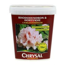 Chrysal long-term fertilizer rhododendron, hydrangea 900g