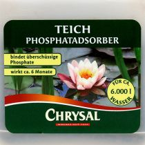 Chrysal pond phosphate adsorber 250g