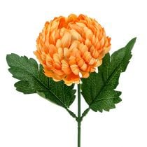 Chrysanthemum Orange Ø7cm L18cm 1pc