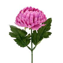 Chrysanthemum Pink artificial Ø7cm L18cm