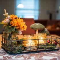 Bouquet of chrysanthemums Mix Orange 35cm