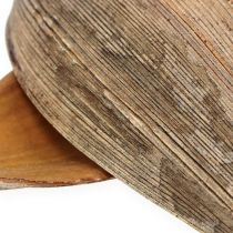 Coconut shell coconut leaf natural 25p