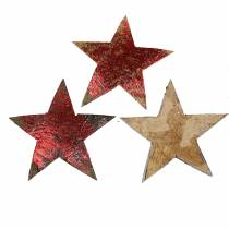 Coconut Star Red 5cm 50pcs