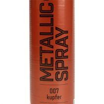 color spray metallic copper 400ml