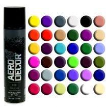 Color spray silk matt various colors 400ml