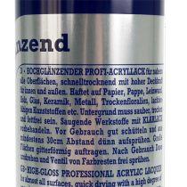 color spray Metallic shiny silver 400ml