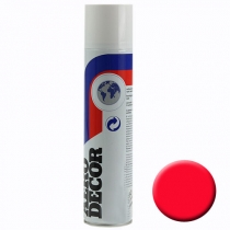 Color spray fluorescent red 400ml