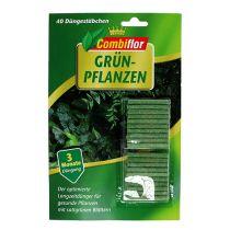 Combiflor fertilizer stick f. Green plants 20 St