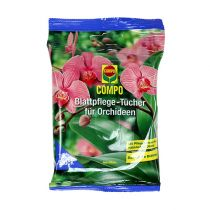 Compo leaf care wipes for orchids 10pcs
