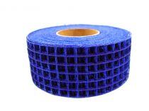 Mesh tape 4,5cm x 10m blue