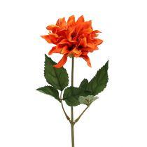 Dahlia Orange 28cm 4pcs