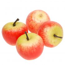 Decorative apples Cox 4cm 24pcs