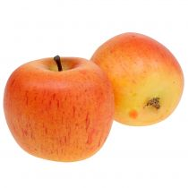 Decorative apples Cox Orange 7cm 6pcs