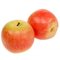 Decorative apples Cox Ø6cm 12pcs