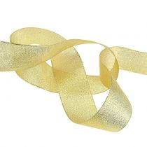 Decorative band gold different widths 22,5m