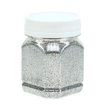 Deco bauble silver 115g